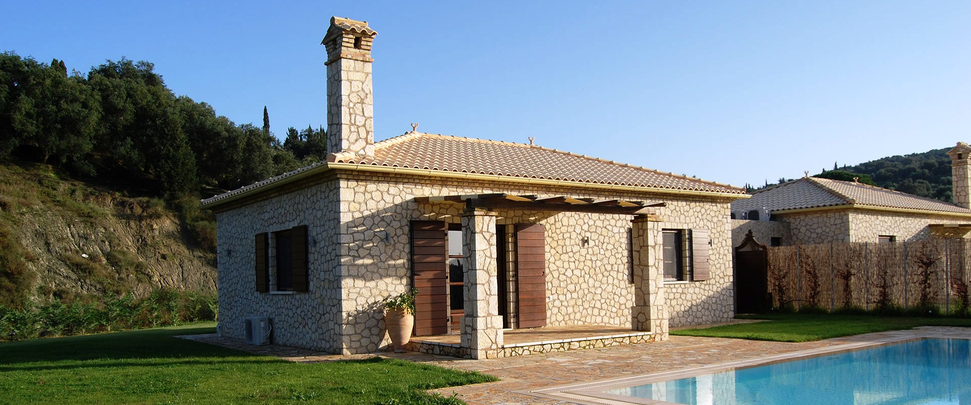 Villa Yerani – Villas for sale in Corfu
