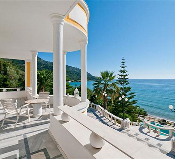 villa athanasia villas for sale in corfu, corfu property company
