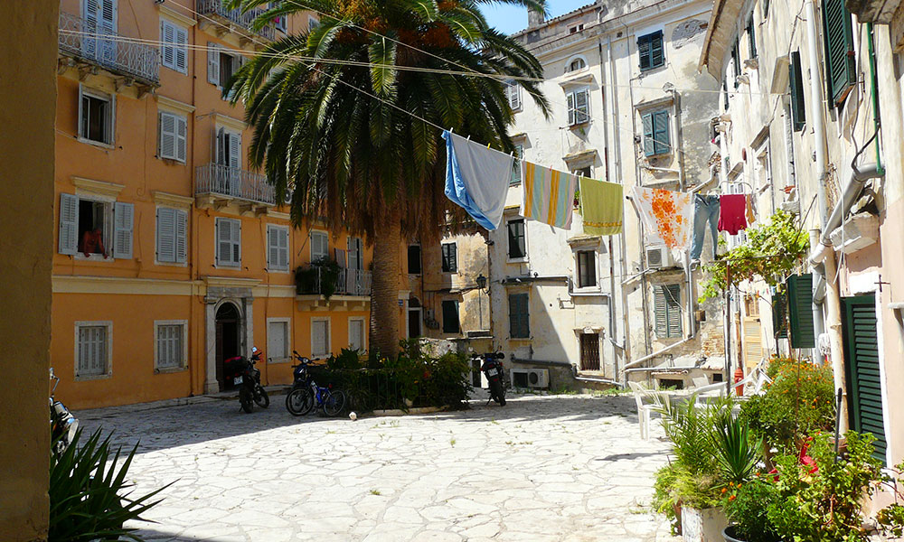 Corfu Old Town - Corfu Property Company