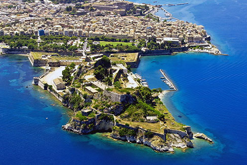 about Corfu island - Corfu Property Company