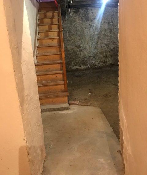 Down floor