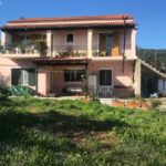 House with land in Kassiopi
