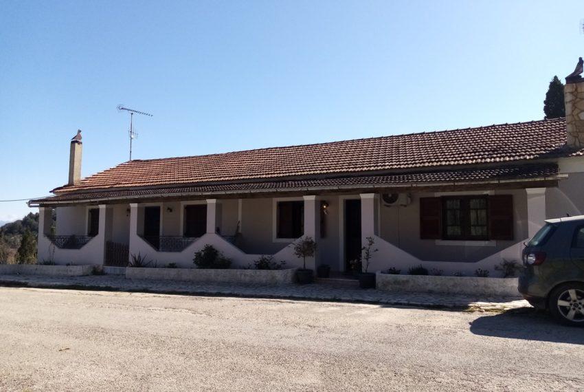 Armenades building with plot