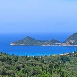 plot of 5,130 acres for sale in Aspiotades Corfu.