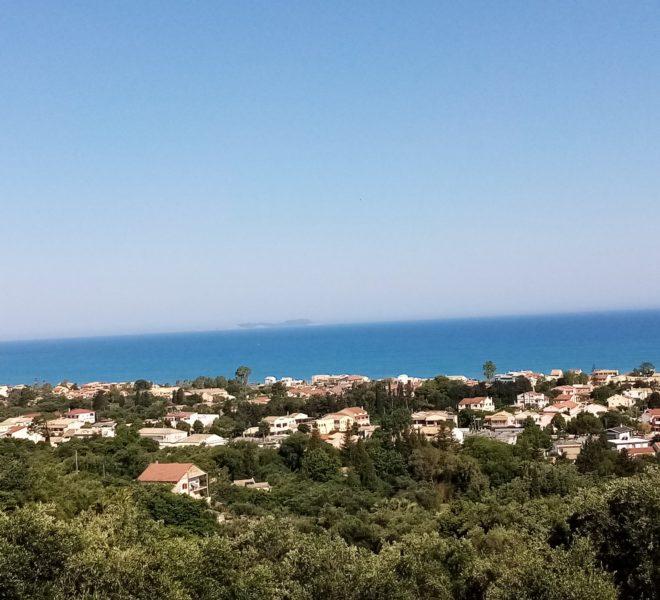 Property of 6.250 acres land in Acharavi Corfu